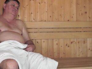 Superior sauna xxx videos at NUR.XXX